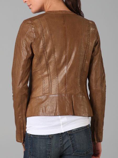 Alexander Leather Jacket Rizzoli and Isles Sasha6