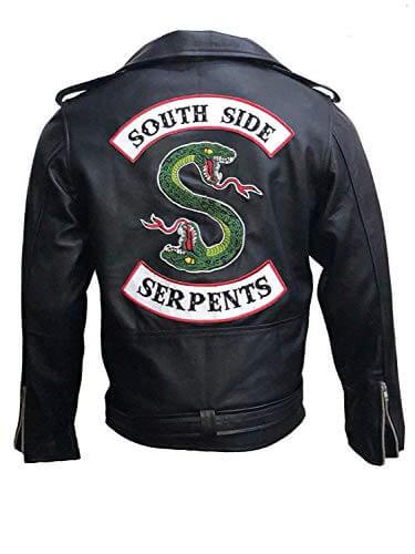 Riverdale Southside Jughead Jones Serpents Leather Jacket2