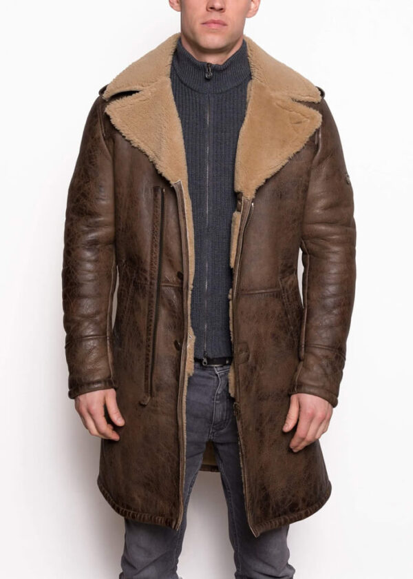 Shearling-Trench-Coat-Men-Black-Leather-Jacket-Main-