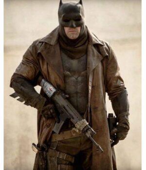 Bruce Wayne Dawn Of Justice Jacket