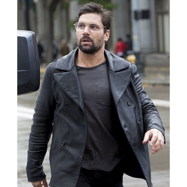 Beta Test Manu Bennett Jacket