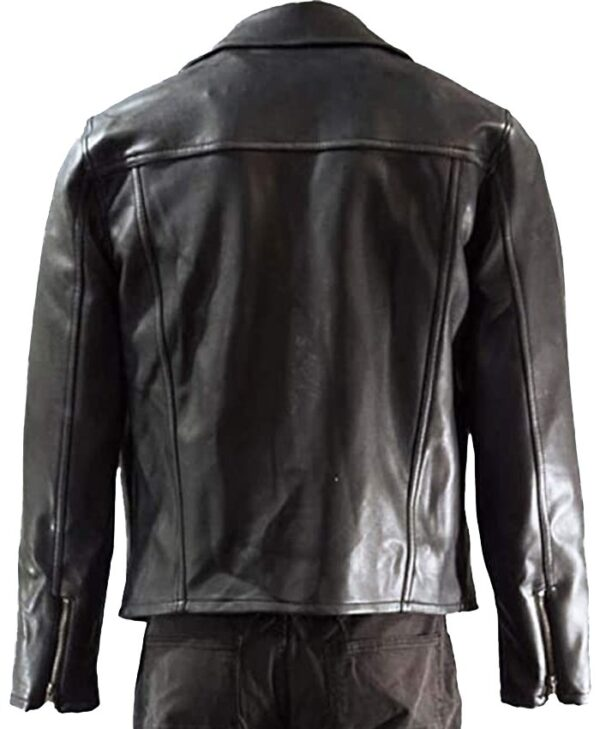 Beau Knapp Death Wish Leather Jacket