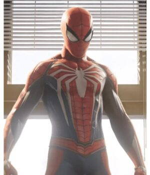 PS4 Game Spider Man Jacket