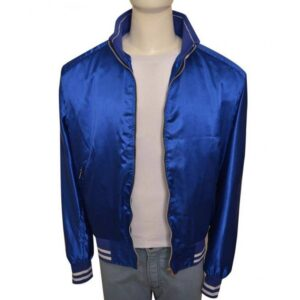 The Watch Varsity Jacket