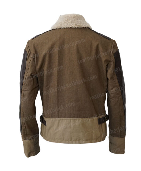 Thomas Brodie Maze Runner The Death Cure Newt Jacket Back