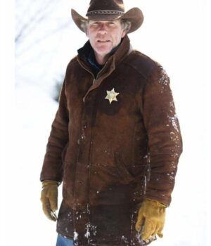 Walt Longmire Trench Coat