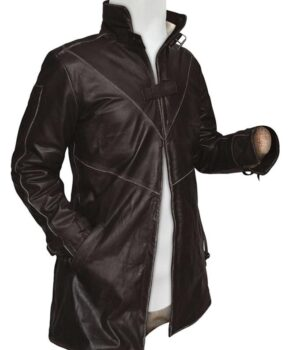 Watch Dogs Aiden Pearce Brown Jacket