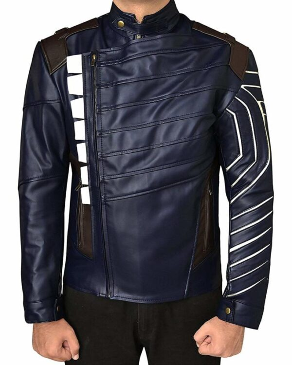 Winter Soldier Avengers Infinity War Jacket