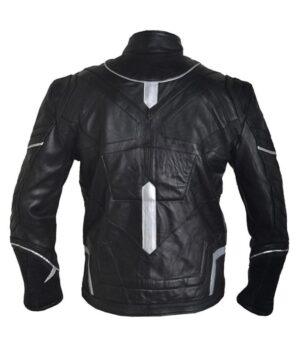 Avengers Black Panther Leather Jacket
