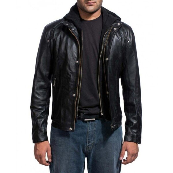 Damien Collier Brick Mansions Jacket