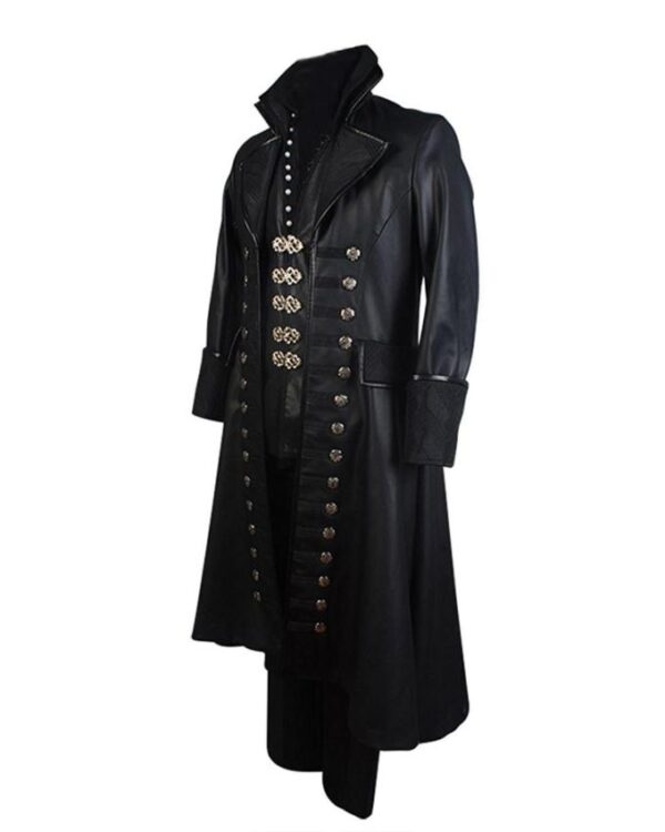 Once Upon A Time TV Series Captain Hook Coat