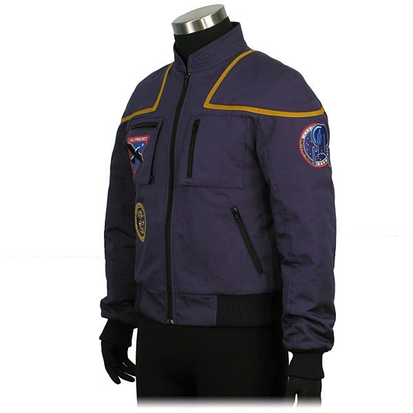 Star Trek Captain Jonathan Archer Blue Jacket