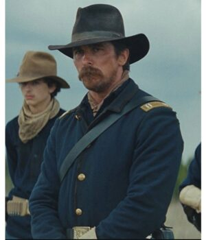Hostiles Captain Joseph Blocker Uniform Jacket