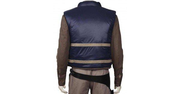 Rogue One Cassian Andor Blue Vest
