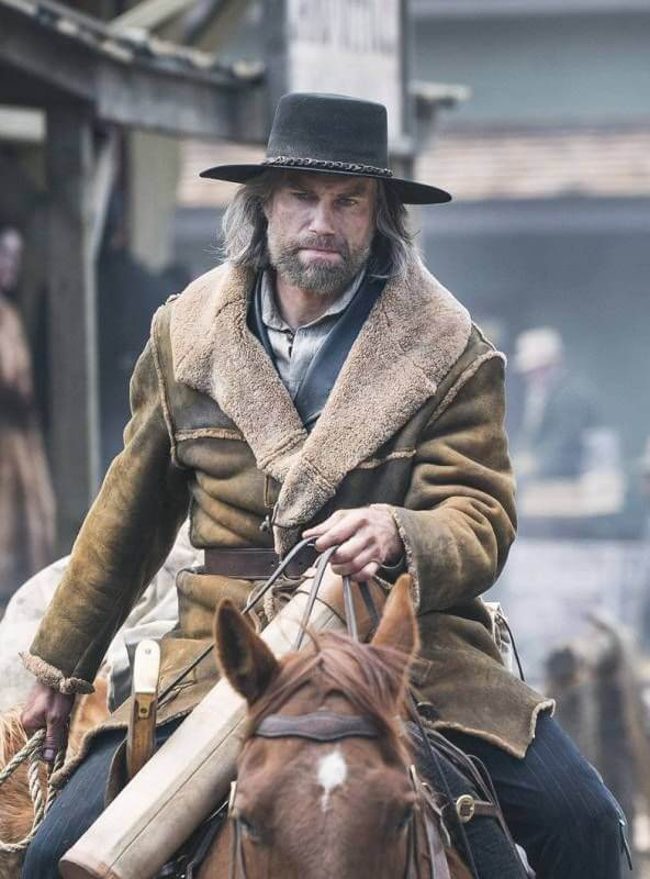 Hell On Wheels Cullen Bohannon Coat