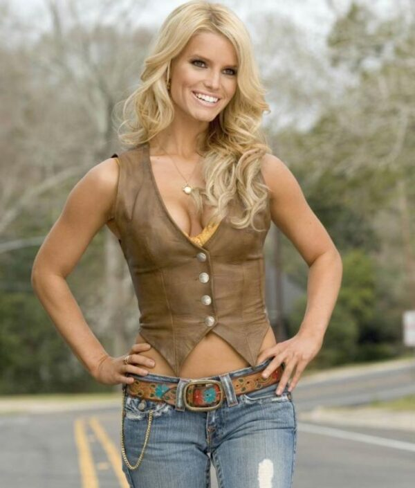 The Duke Of Hazzard Daisy Duke Vest