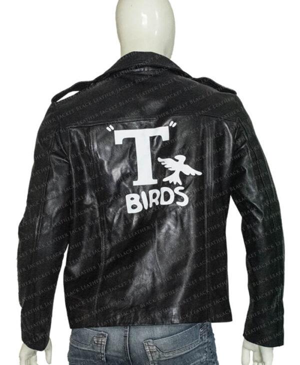 Danny Grease T Birds Jacket back