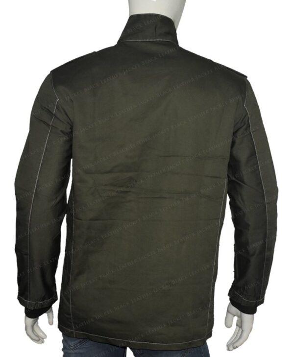 Dead Rising 4 Frank West Cotton Jacket Back