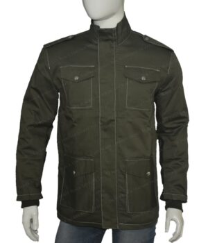 Dead Rising 4 Frank West Cotton Jacket Front