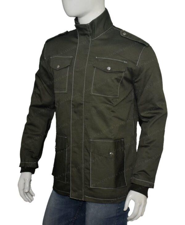 Dead Rising 4 Frank West Cotton Jacket Left Side