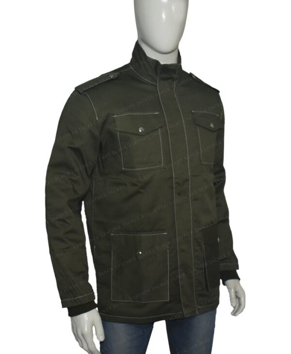 Dead Rising 4 Frank West Cotton Jacket Right Side