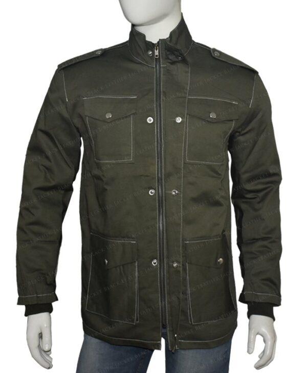 Dead Rising 4 Frank West Cotton Jacket Unbutton