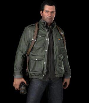 Frank West Dead Rising 4 Gaming Jacket