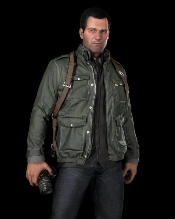 Frank West Dead Rising 4 Gaming Jacket