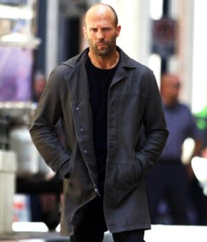 The Fate Of The Furious Deckard Shaw Jacket