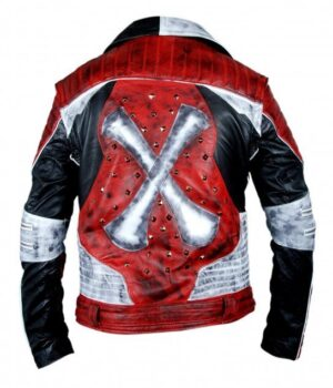 Carlos Descendants 2 Leather Jacket