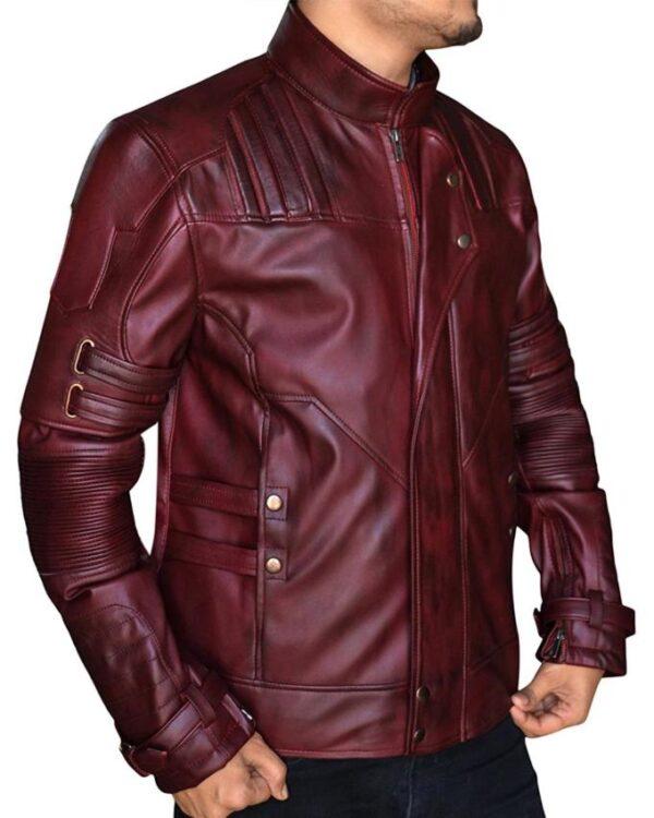 Chris Pratt Guardians Of The Galaxy Vol 2 Jacket