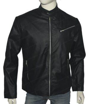 Horrible Bosses 2 Rex Hanson Black Jacket Front