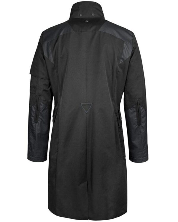 Adam Jensen Human Revolution Black Coat
