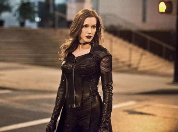 Black Siren Laurel Lance Black Coat