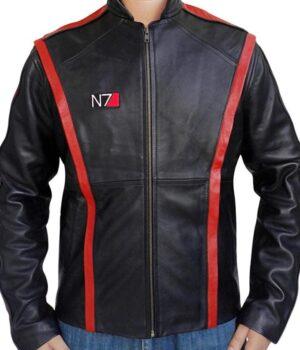 Captain Shepard Mass Effect N7 Jacket