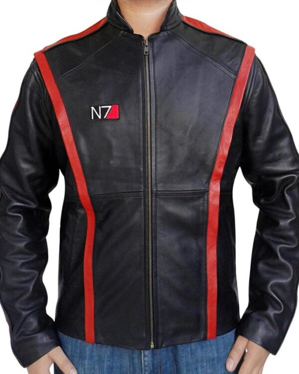 Captain Shepard Mass Effect N7 Jacket