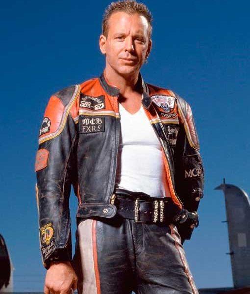 Harley Davidson And The Marlboro Jacket