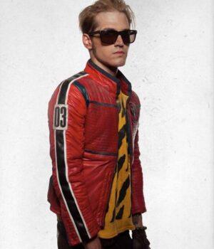 Kobra Kid Mikey Way Red Jacket