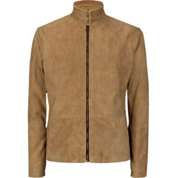 James Bond Morocco Leather Jacket