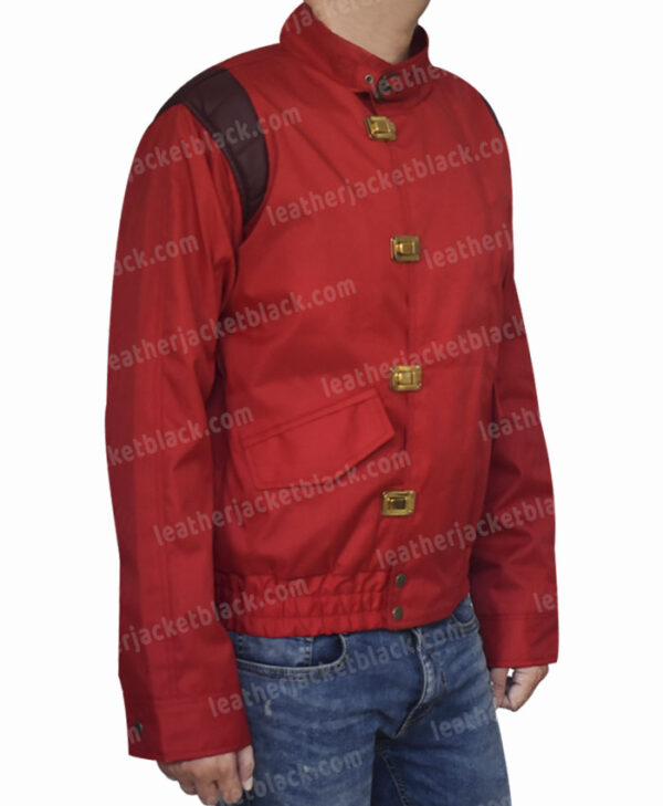 Red Akira Kaneda Capsule Jacket Right Side