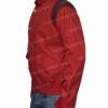 Red Akira Kaneda Capsule Jacket Side Image
