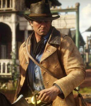 Arthur Morgan Red Dead Redemption 2 Jacket