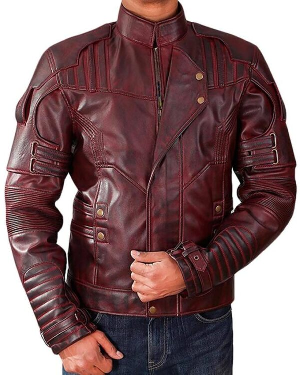 Guardians Of The Galaxy Vol 2 Star Lord Jacket