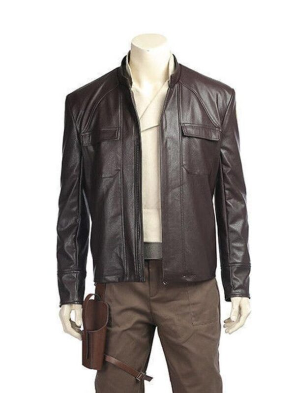 Han Solo Star Wars Brown Jacket