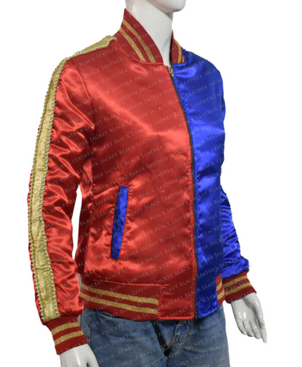 Suicide Squad Harley Quinn Jacket right
