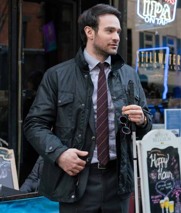 Matt Murdock The Defenders Cotton Jacket