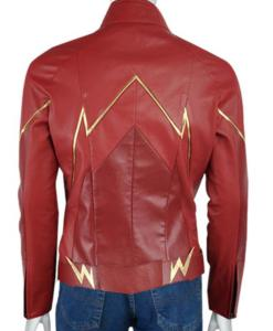 Barry Allen The Flash TV Series Jacket
