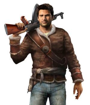 Nathan Drake Uncharted 2 Gaming Jacket
