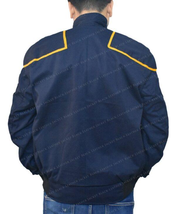Captain Jonathan Archer Scott Bakula Star Trek Bomber Jacket