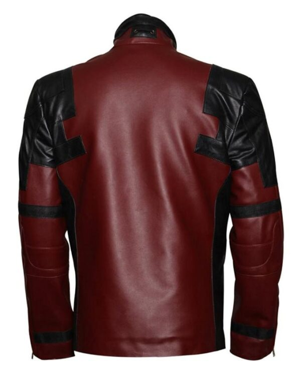 Deadpool Wade Wilson Jacket